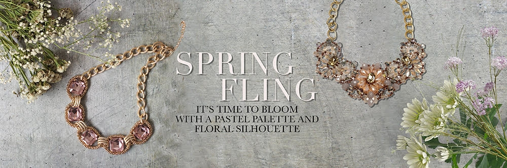 Spring into Bloom with Breathtaking Floral Jewellery!
