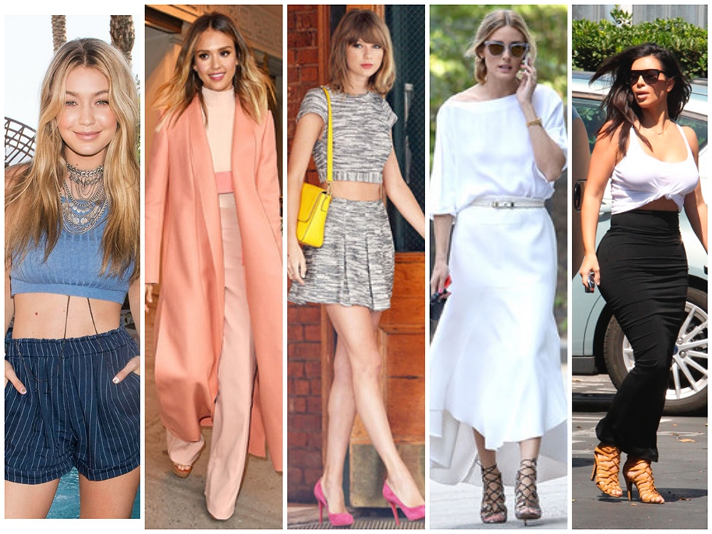 Trendspotting: 5 Celebs with the best street style game in town!