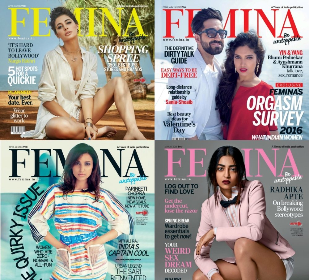 You need Femina Magazine Editors' Picks in your Jewellery Box!