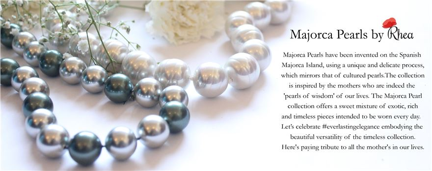 Majorca Pearls by Rhea