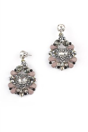 London Noir Earrings
