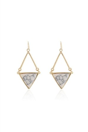 Mini Triangle Danglers