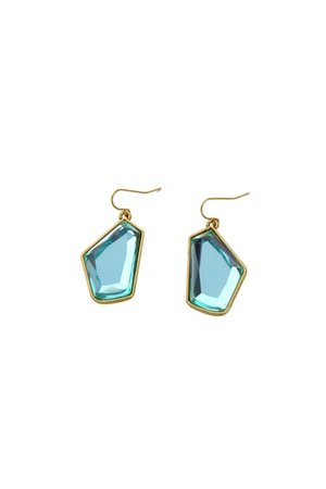 Glacier Shard Drops Earrings
