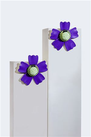 Lavandé L'aster Stud Earrings