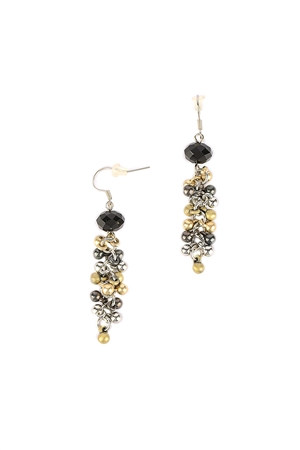 Delicate Bead Earrings