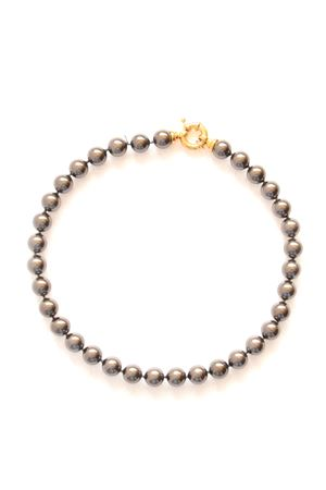 Dusky Pearl Necklace