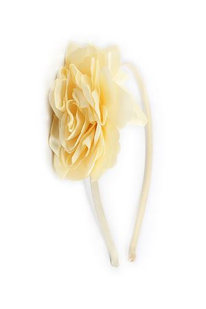 The Hamptons White Flower Hairband