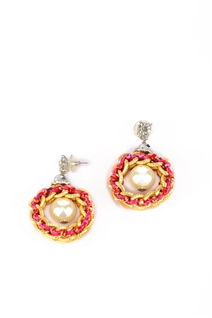 Fire Dancer Earrings