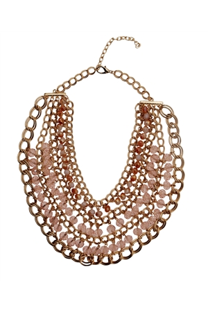 Bella Pink Necklace