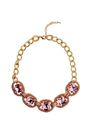 Blush Empress Necklace