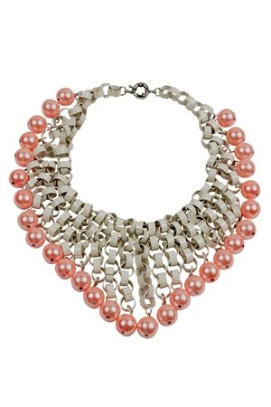 Drop Pink Gorgeous Necklace