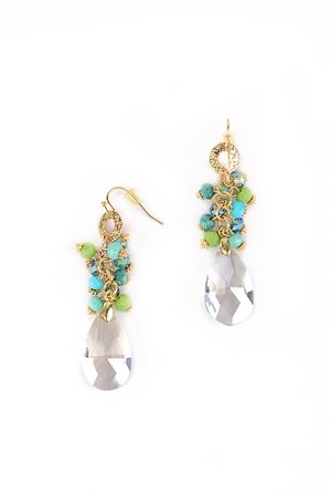 Rain Drop Earrings