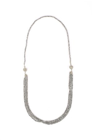 Diamante Shimmer Necklace (Separated)