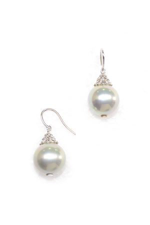 Starlight Majorca Pearl Drop Earrings
