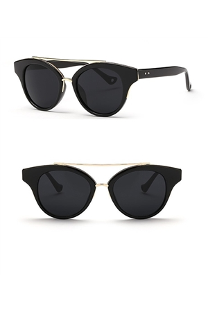 Black Marble Sunglasses
