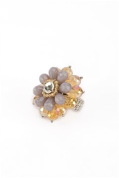 Floral Beads Ring