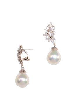 Baroc Drop Earring