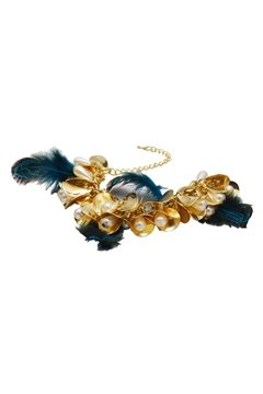 Feather Envy Bracelet
