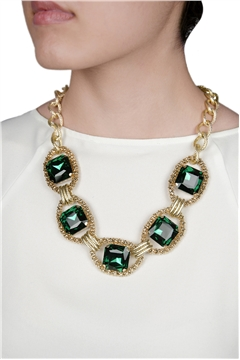 Emerald Empress Necklace