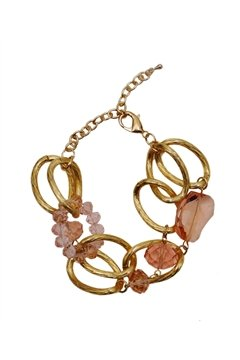 The Woven Blush Bracelet