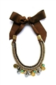Treasure Of Charms Bib Necklace